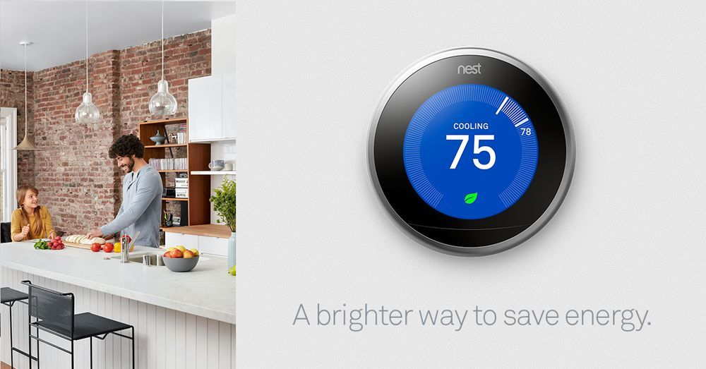 Pin by HIGHEND Smart Home on Nest Thermostat Thermostat