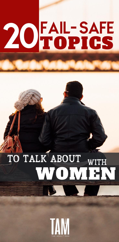 How to talk to random women
