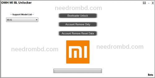 OMH Mi BL Unlocker (Beta) Tool Download | Smartphone Firmware | Zip