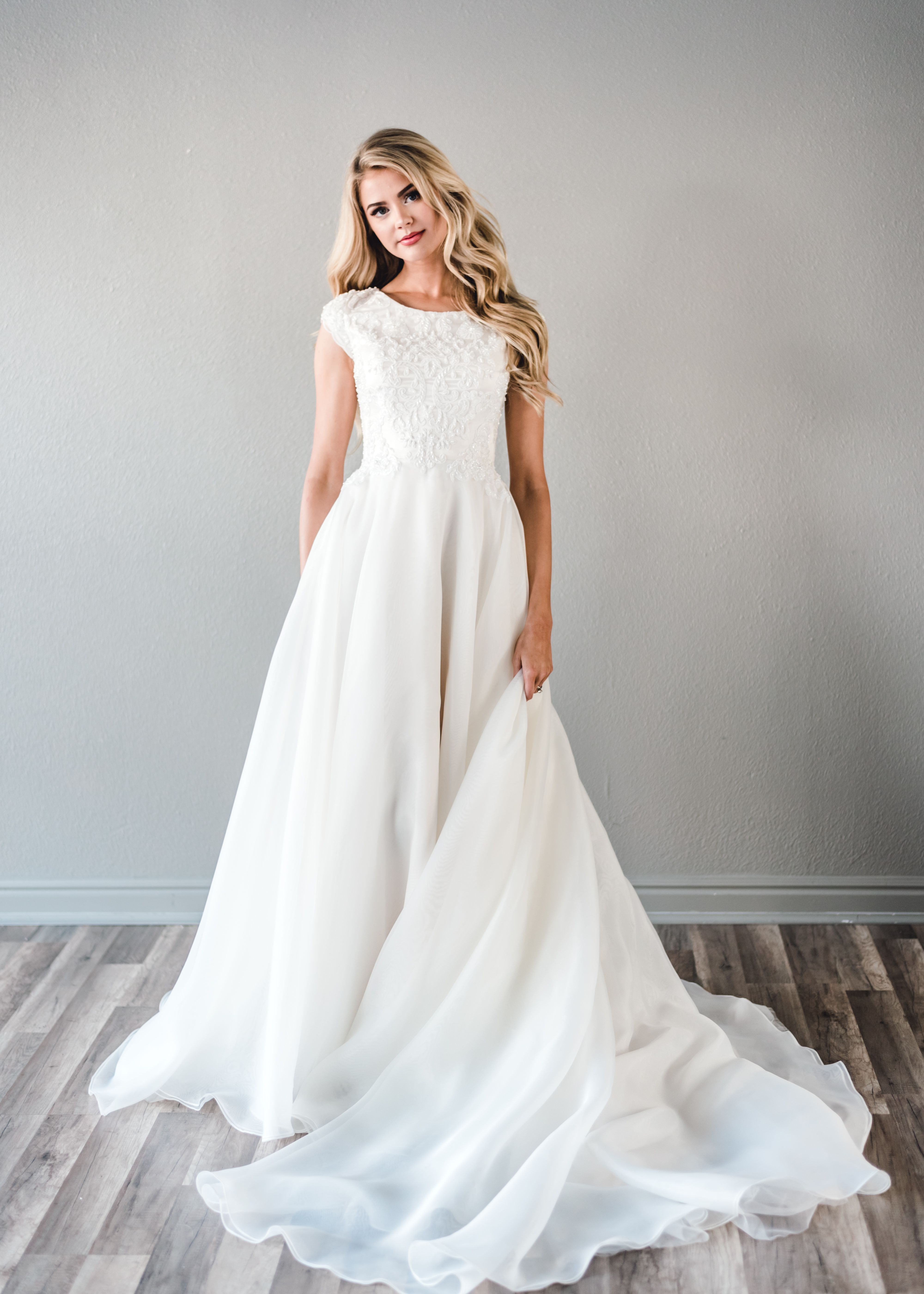 Astrid Gown By Elizabeth Cooper Design Beautifully Dunn