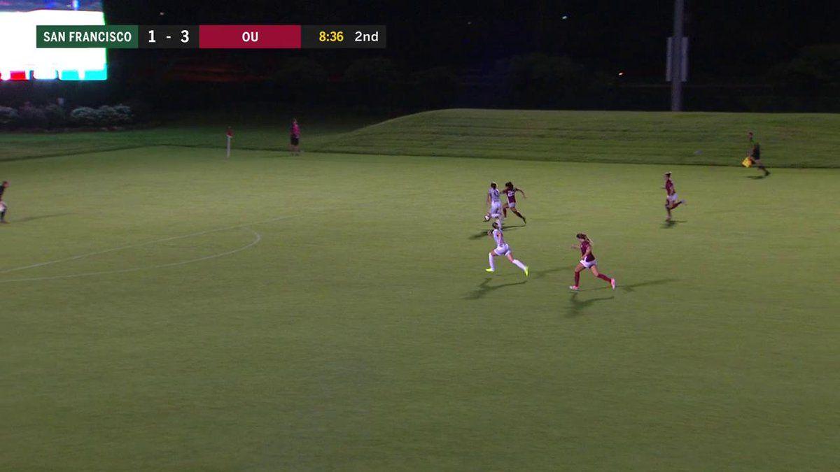 "Oklahoma Soccer on Twitter ""Rivas' second goal of the"