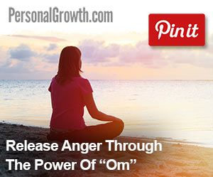 "Release Anger Through The Power Of ""Om"" 