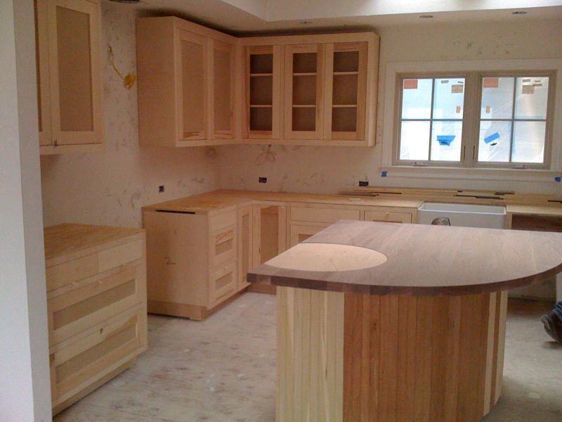 Best Wood For Painted Cabinets - Finish Carpentry - Contractor
