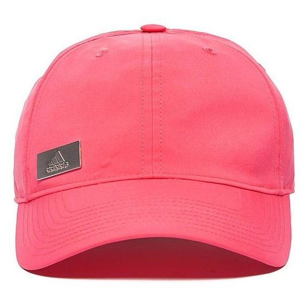 9d6008637327f adidas Performance Metal Logo Cap ( 11) ❤ liked on Polyvore featuring  accessories
