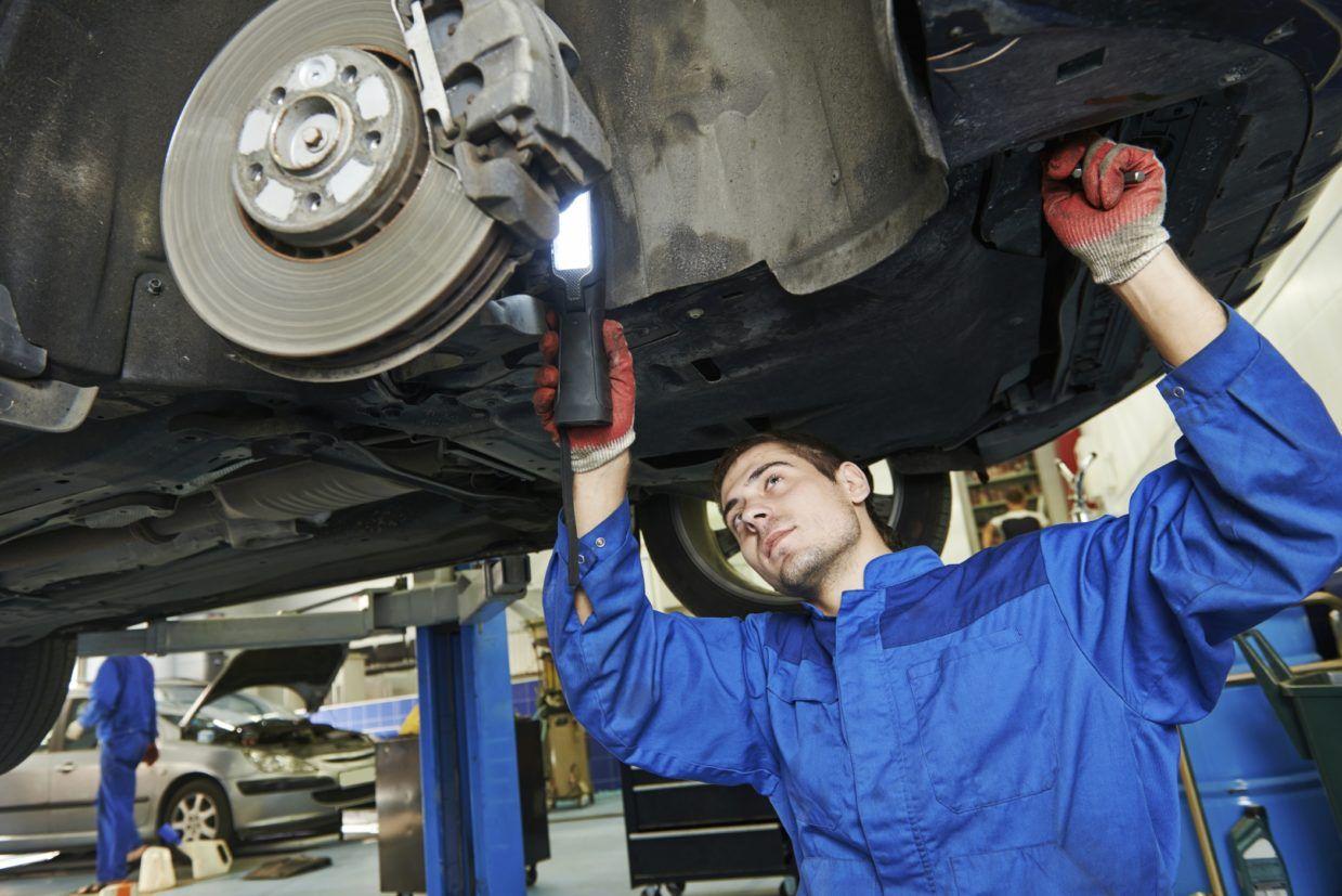O barulho do freio pode ser causado por mais de uma razão