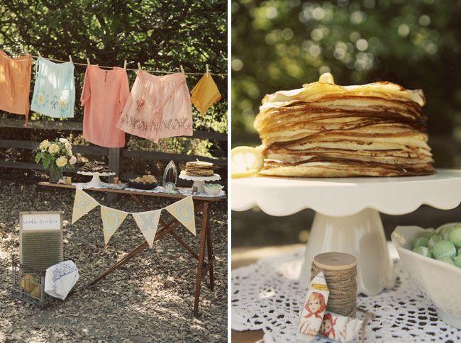 Rustic Vintage Wedding Ideas