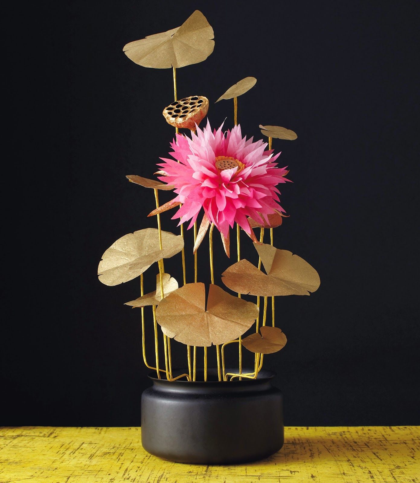 My Twig And Twine Nest The Exquisite Book Of Paper Flowers Paper