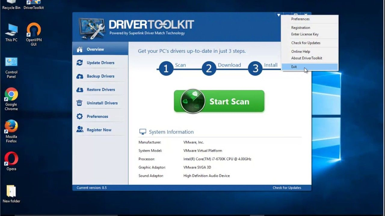 driver toolkit 8.5 + serial key free download | Universal ...