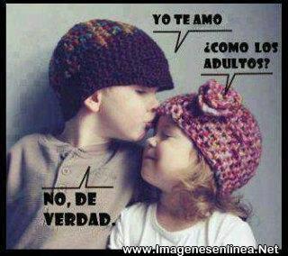 Te Amo Como Los Adultos No De Verdad Kids Fashion Quotes Knitted Hats True Love