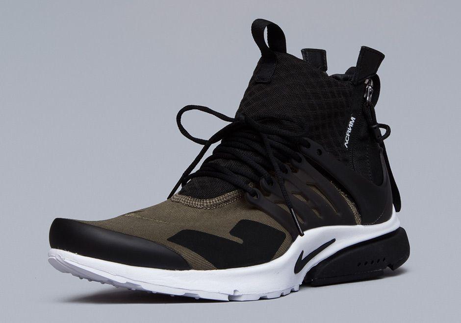 ACRONYM ACRONYM ACRONYM Nike Presto Mid Release Info Nike presto Air presto and 8c1d7d