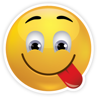 1 5 Cheeky Tongue Sticking Out Emoji Sticker 2 At Stuckonemojis Com Emojis Emoji Art Emoji Wallpaper Emoji Images