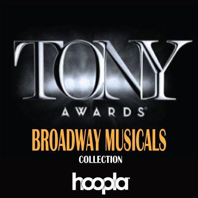 Borrow music from the artists at this year's Tony Awards