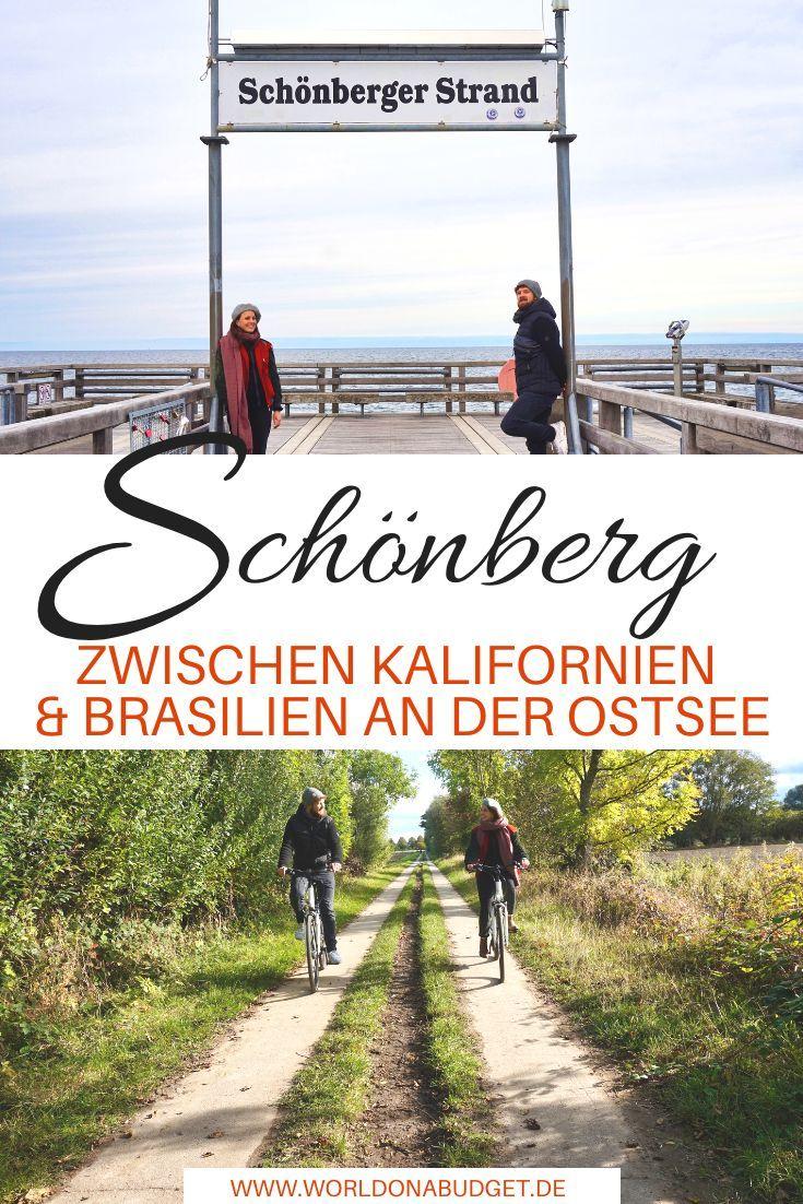 Schönberger Strand: Wo Brasilien & Kalifornien an der Ostsee liegen