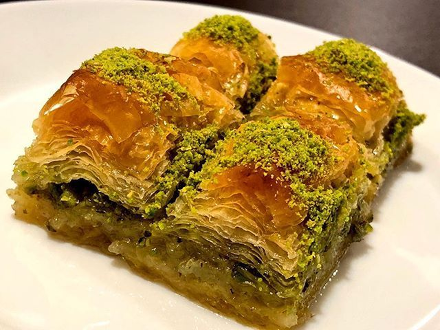 Pin on Baklava