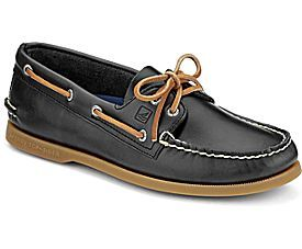sperry topsider authentic original cyclone leather 2eye