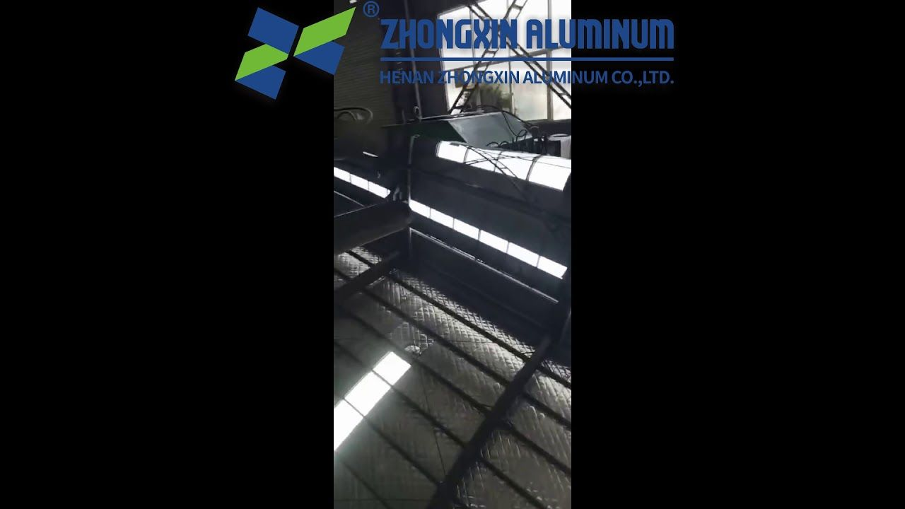 2 0 Thickness Hot Rolled Mirror Surface Production In 2020 Mirror Surface Aluminium Sheet