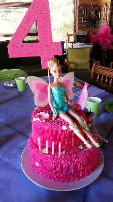 Fairy Theme Cake Sweet Expectations Cape Town 0844556456