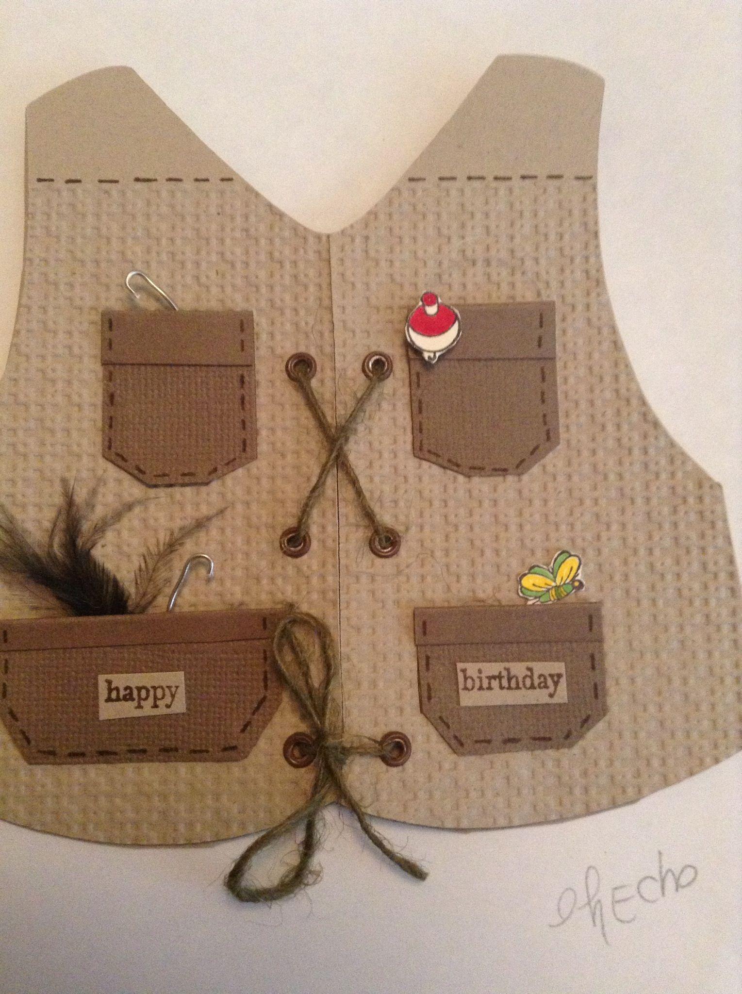 Have a Reel Great Birthday Fish Birthday Card – Fishing Birthday Cards