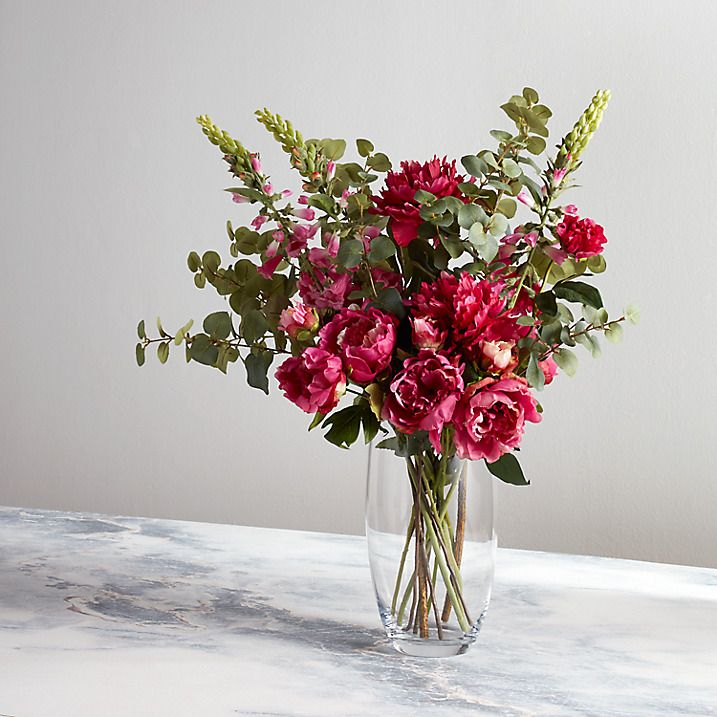 Buy peony arrangement john lewis flowers pinterest peony buy peony arrangement john lewis peony arrangementfaux flowersartificial mightylinksfo