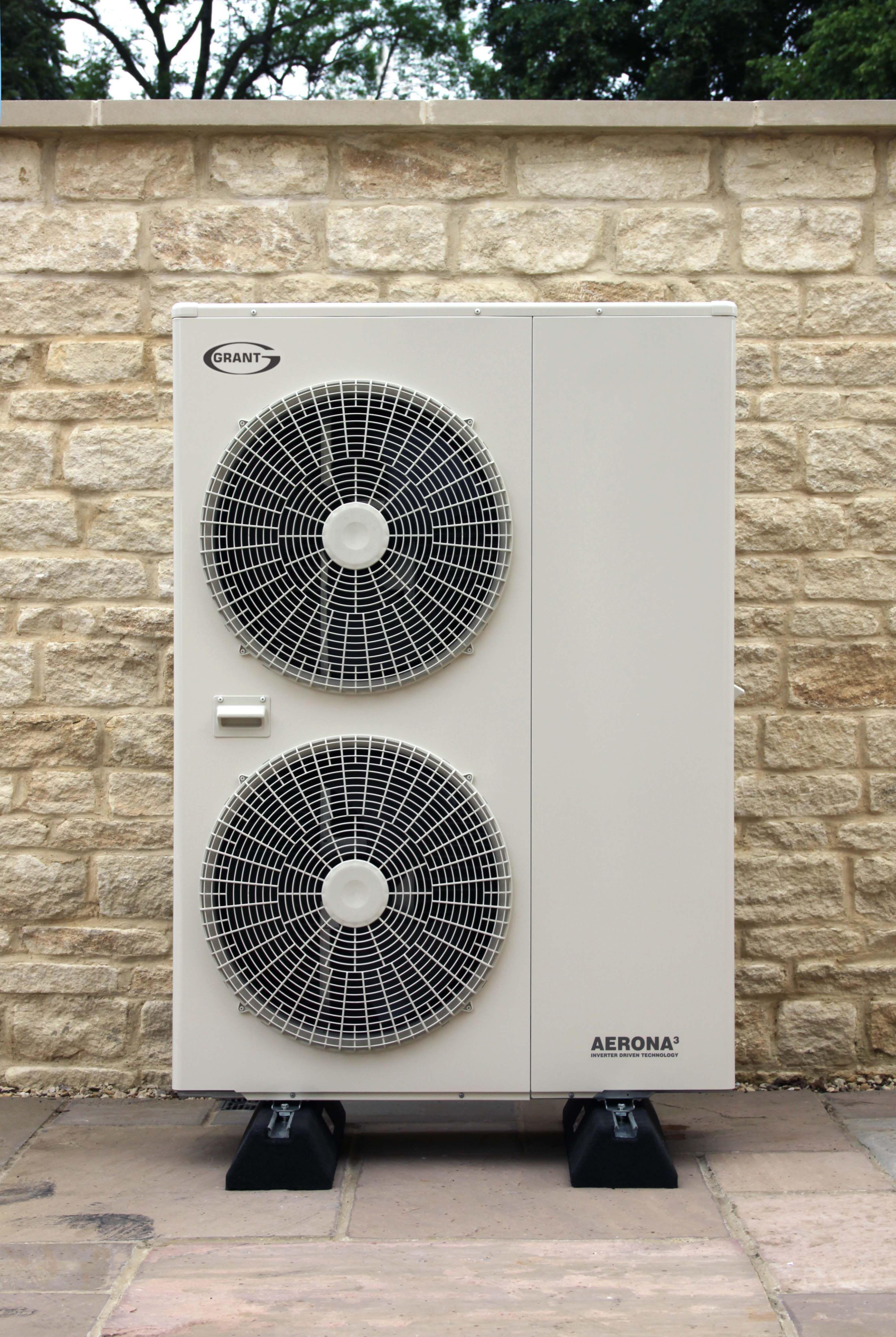 Grant Aerona3 16kw Air Source Heat Pump Renewables