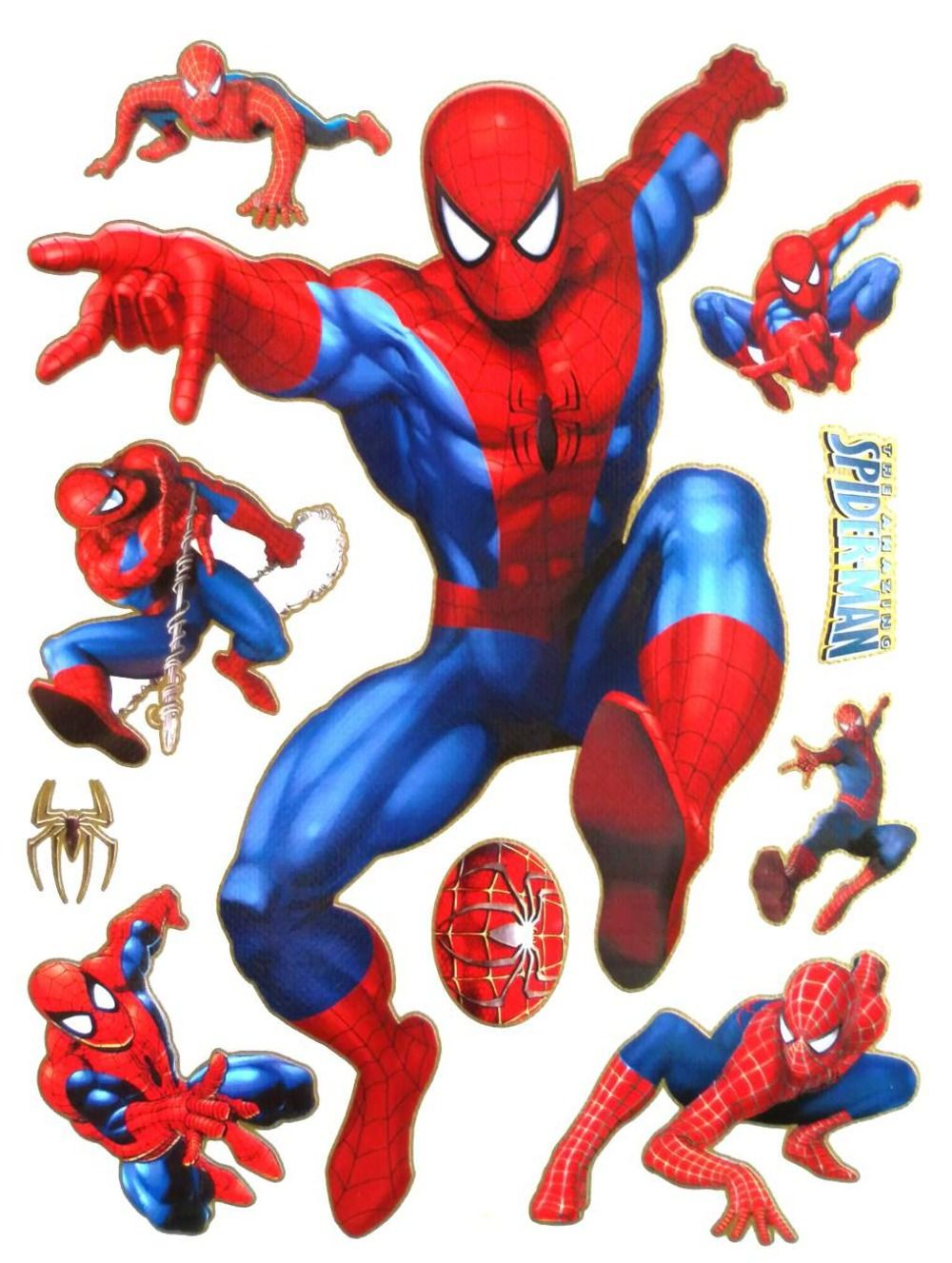 free shipping spiderman wall stickers 2designs lot jpg 1 000 1 327 free shipping spiderman wall stickers 2designs lot jpg 1 000
