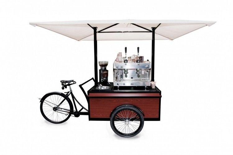 Mobile-Bar - Kaffeerösterei Baum in Leer, Ostfriesland