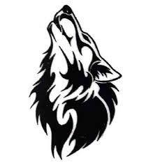 Resultado de imagen para lobo dibujo  Tatuajes  Pinterest  Lobo