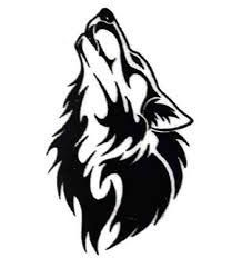 Resultado De Imagen Para Lobo Dibujo Small Wolf Tattoo Tribal