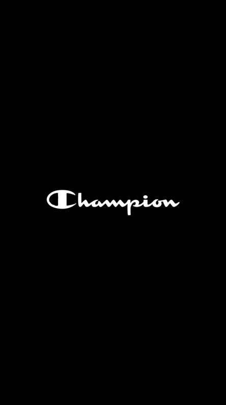 Champion #iphonelockscreen Champion #lockscreeniphone