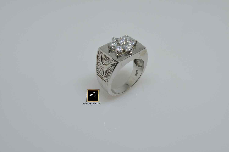 كود 961 خاتم فضة رجالى Wedding Rings Engagement Rings Rings
