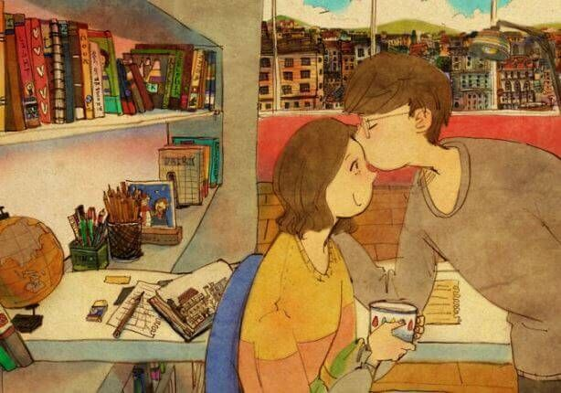 El amor verdadero es aquel al que se le conoce por lo que ofrece y no por lo que exige. El que le saca una sonrisa al alma, el que no somete.