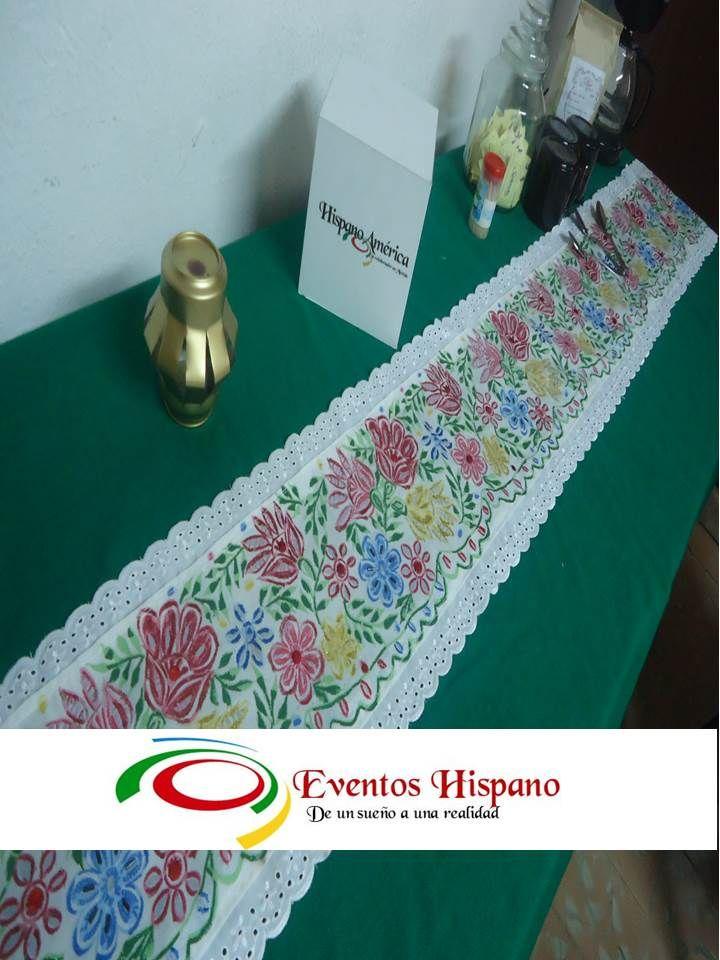 Renta nuestros tradicionales caminos de mesa Yucatecos Renta $35