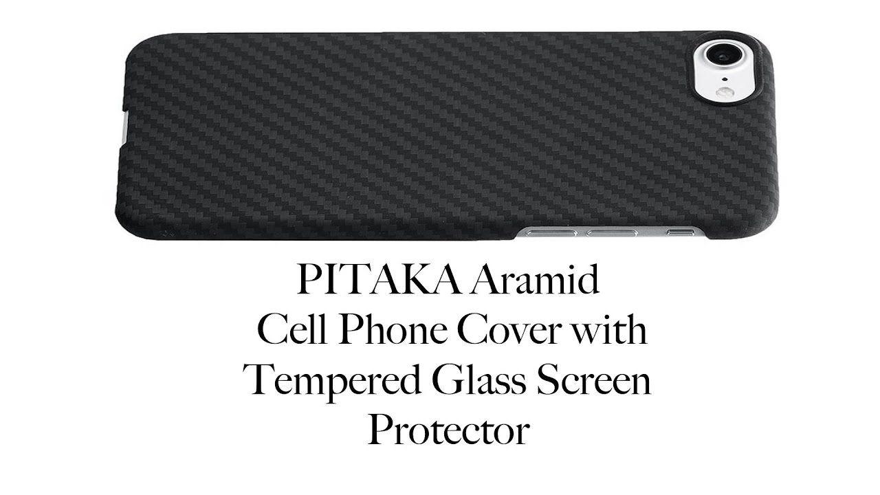 PITAKA Aramid Minimalist iPhone 7 case