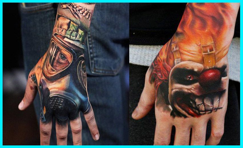Fotos De Tatuajes En Las Manos Mejores Tatuajes Tatuajes En La Mano Tatuajes En La Mano Para Hombres Fotos De Tatuajes