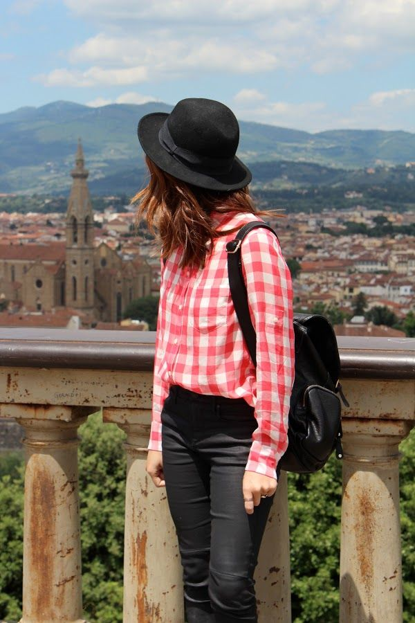 Looking over Florence