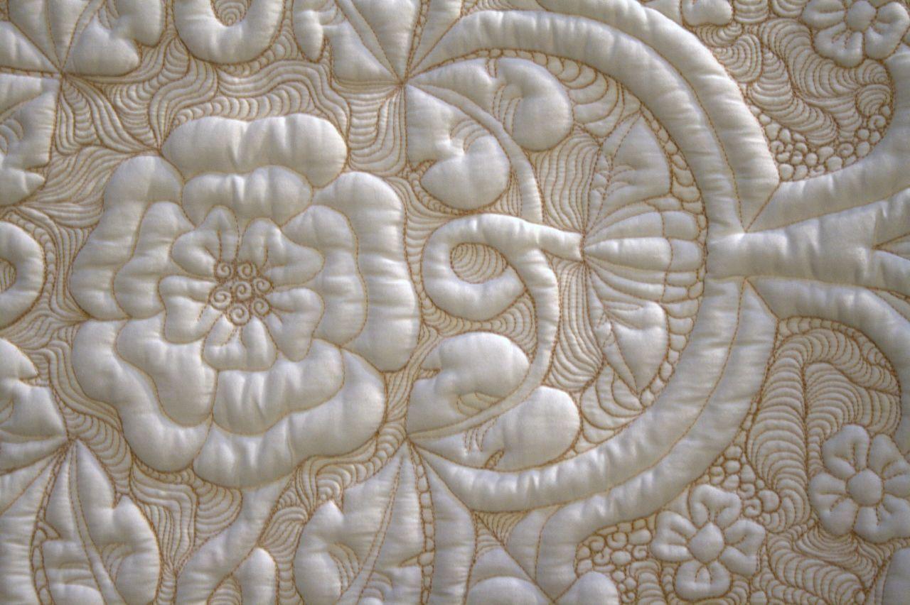 Quilting Trapunto Designs : Quilt Festival...trapunto...amazing!! Quilts Pinterest