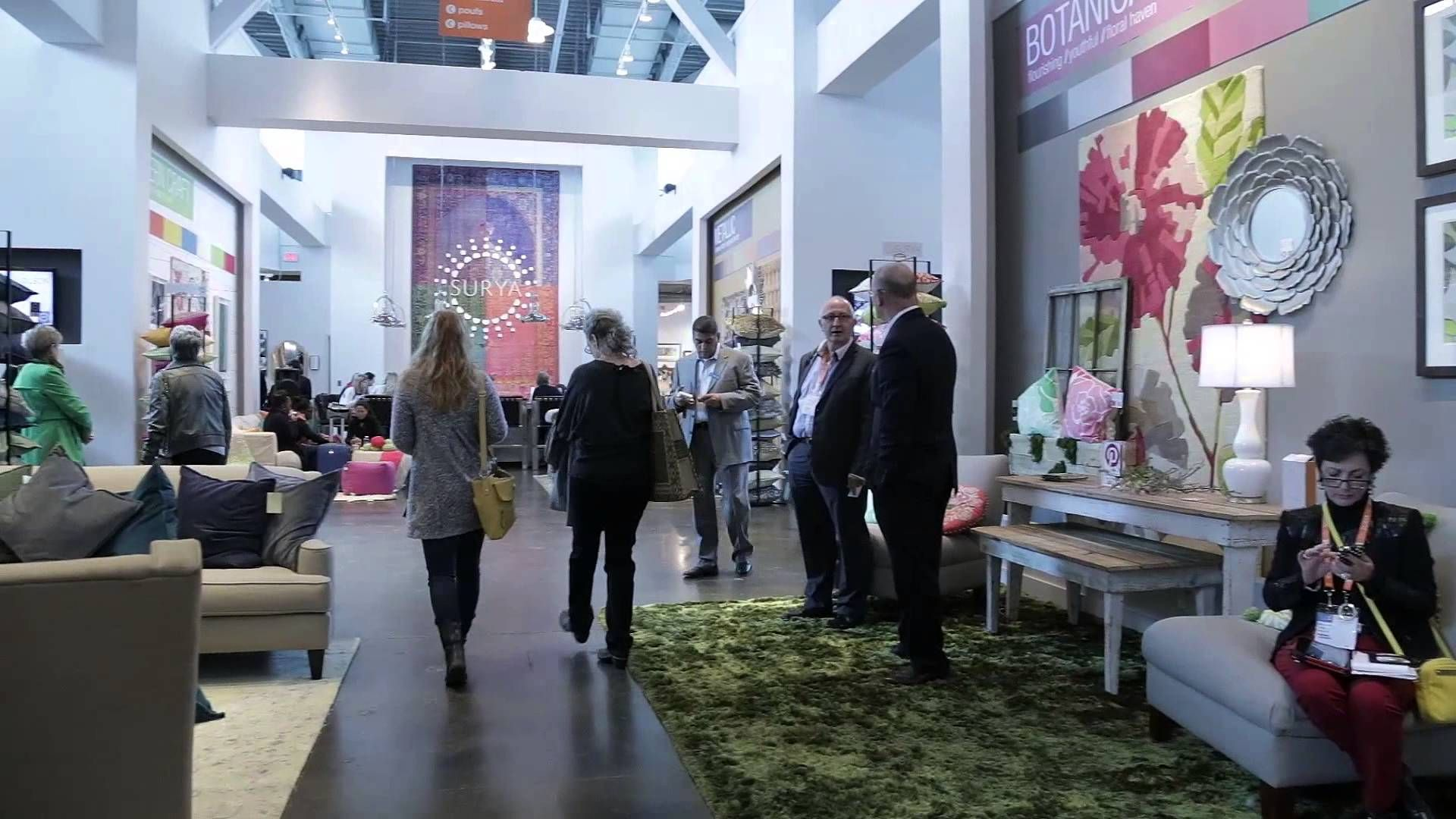 Interior design summit at fall high point market high point market