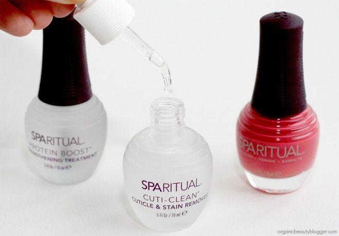 Organic Beauty Blogger Organic Beauty Natural Organic Skincare Nail Treatment