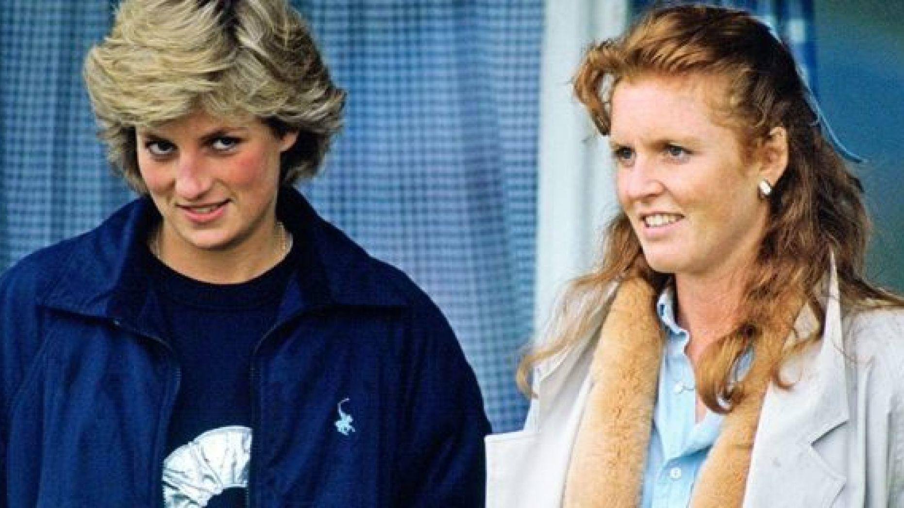 Sarah Ferguson Son adorable hommage à Lady Diana Lady