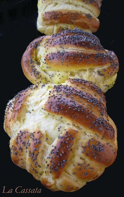 La Cassata: Panini dolci (senza glutine)