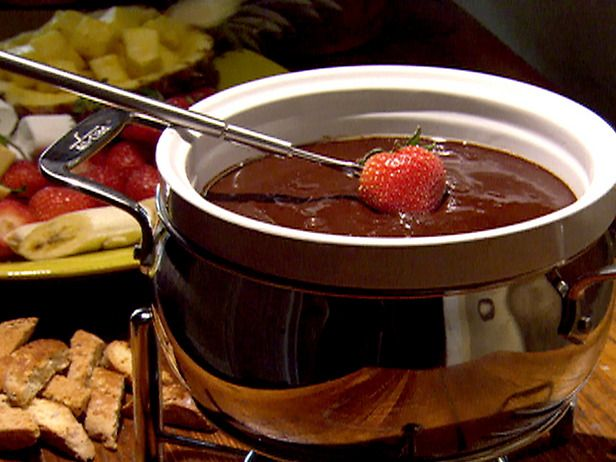 Mocha Fondue #brothfonduerecipes