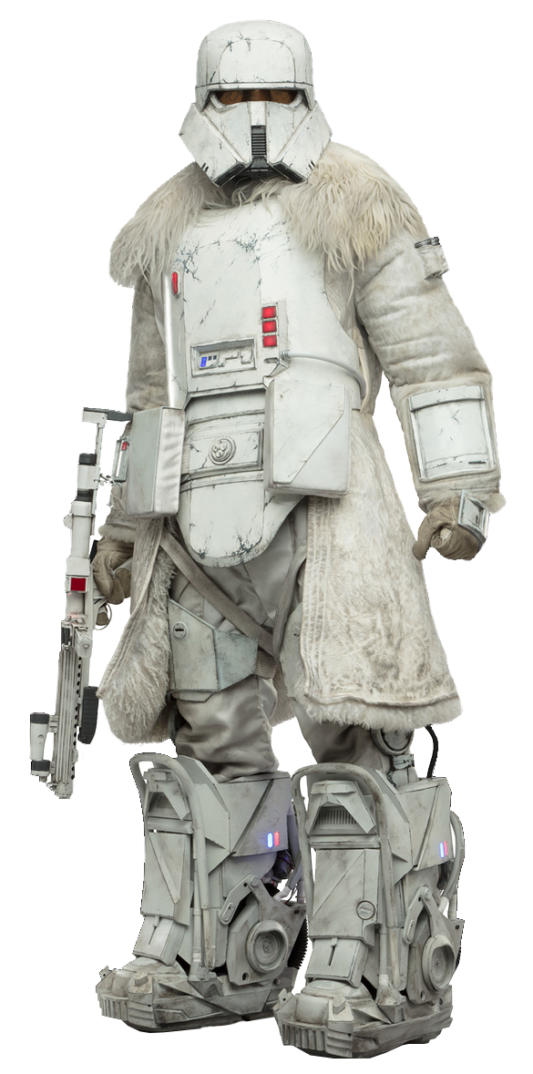 Even Though I Really Like This Snow Trooper Design For The New Han
