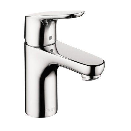 Hansgrohe 4371000 Focus E 100 Single Hole Faucet Chrome Amazon Com Single Hole Bathroom Faucet Bathroom Sink Faucets Single Hole Low Arc Bathroom Faucet