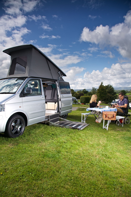 Specialist VW Camper Van Conversions Devon Motability Tcconversions