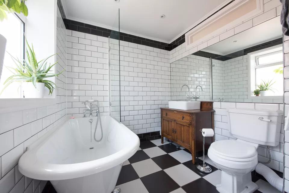 Small Bathroom Flooring Ideas In 2020 Non Slip Bathroom Flooring Bathroom Tile Designs Small Bathroom