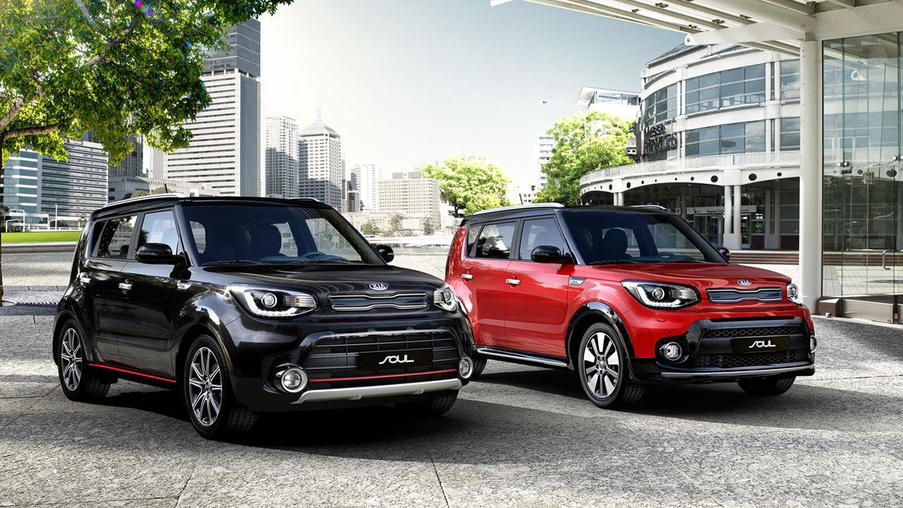 Kia introduces powerful new Soul 1.6 TGDI and updates