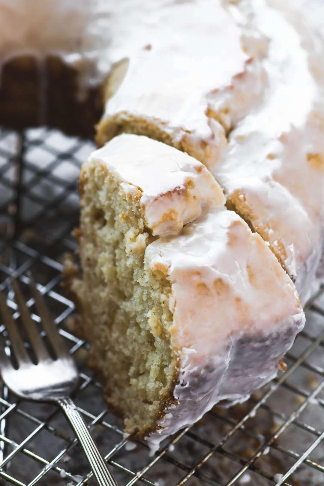 Glazed Buttermilk Doughnut Bundt Cake Recipe The Perfect Breakfast Or Brunch Treat Cake Bundt Ea Buttermilk Recipes Coffee Cake Bundt Bundt Cakes Recipes