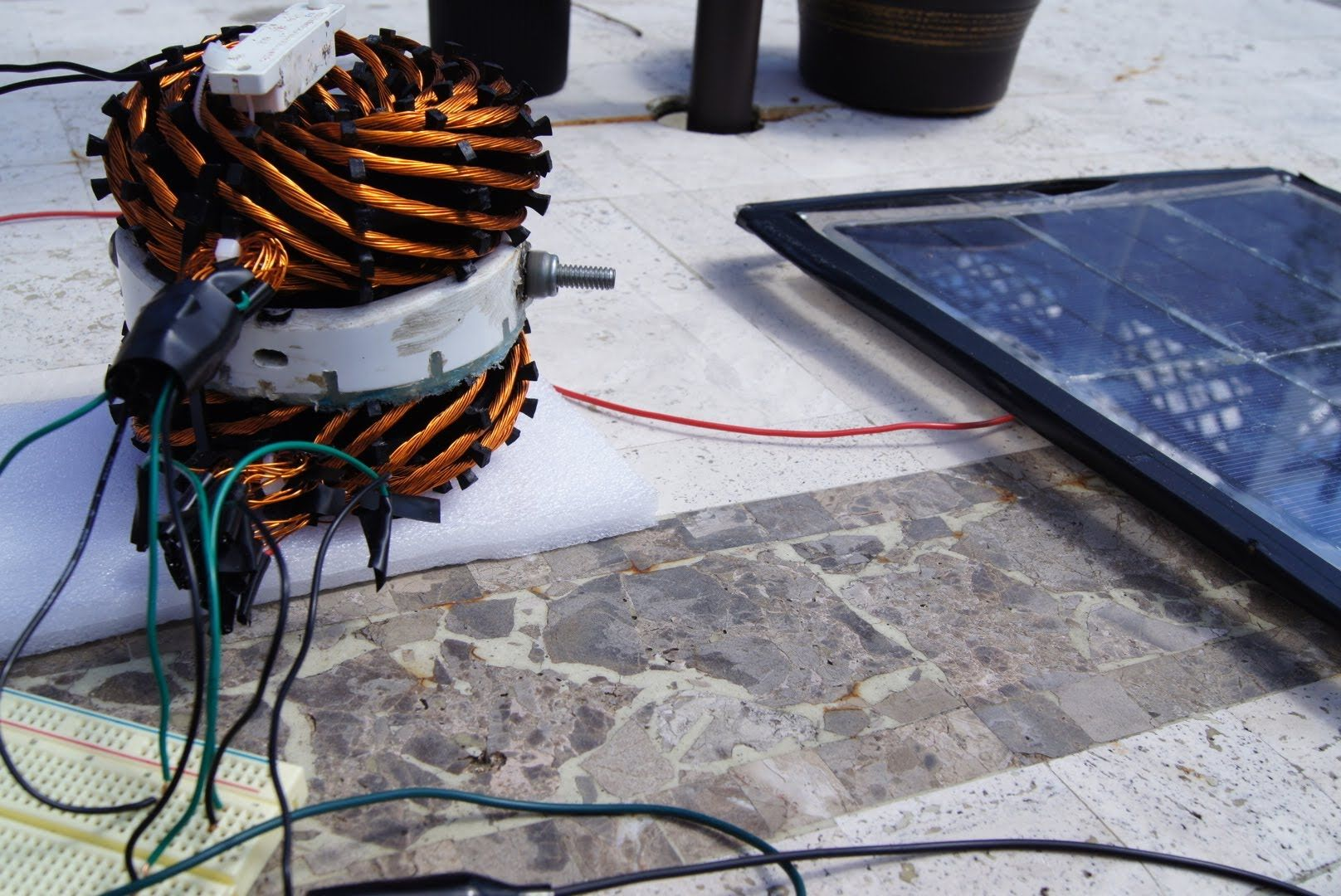 Vortex Technologies: Off-Grid Motor Generator | Science