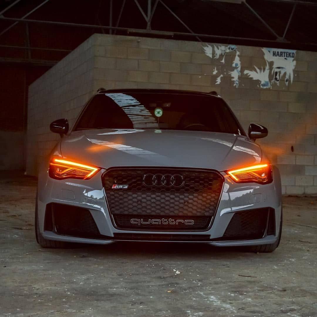 Nardo Grey Audi Rs3 Dream Cars Audi Rs3 Audi Cars