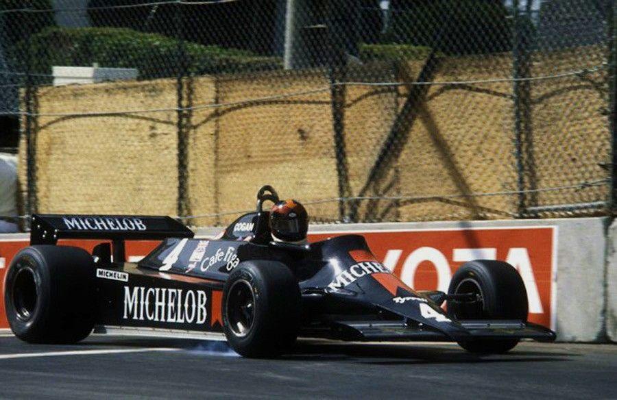 1981 GP USA (Long Beach) Tyrrell 010 - Ford (Kevin Cogan ...